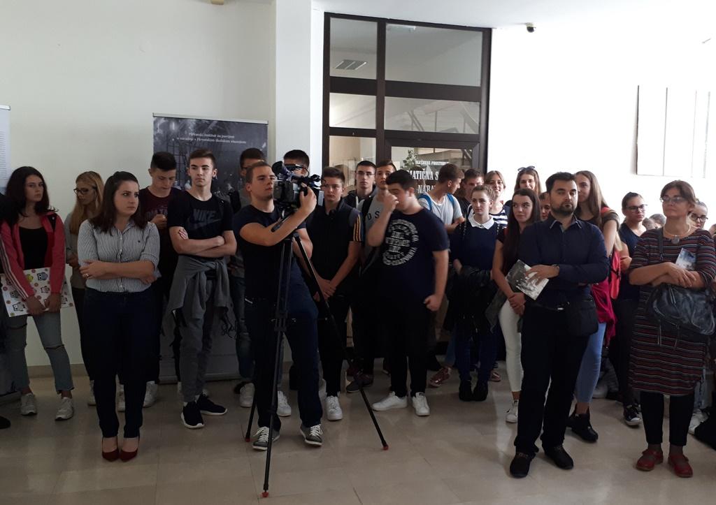 Otvaranje izložbe Biti učenik u 19. st. - Slavonski Brod 2