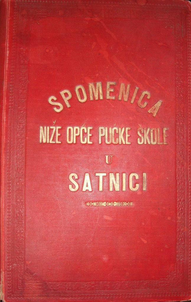 Spomenica Satnica